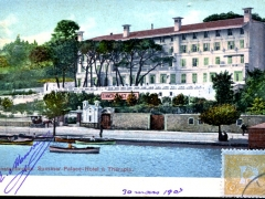 Constantinople Summer Palace Hotel a Therapia