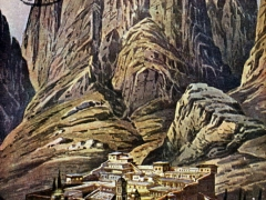 Das Katharinenkloster am Sinai