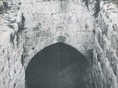 Fontaine de la Sainte Vierge a Siloe