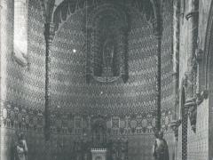 Jerusalem Interieur de la Chapelle de l'Hospice Saint Louis