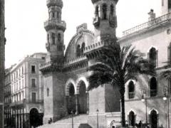 Alger La Cathedrale Frankatur Tunesien