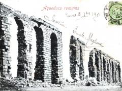 Aqueducs romains