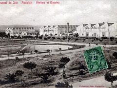 Arsenal de Sidi Abdallah Ateliers et Bassins