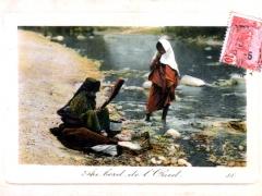 Au bord de l'Oued
