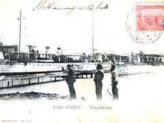 Baie Ponty Torpilleurs