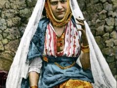 Beaute arabe a Tunis