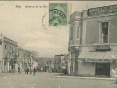 Beja Avenue de la Gare