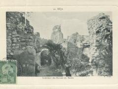 Beja Interieur des Ruines du Bardo