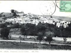 Beja Panorama vers la Casbah