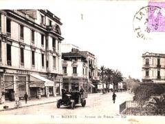 Bizerte Avenue de France