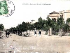 Bizerte Boulevard Marmier cote Casernes