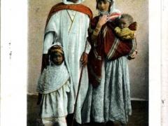 Famille Mauresque