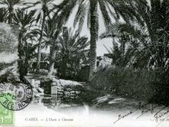 Gabes-L'Oasis-a-Chenini
