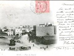 Sfax-Place-du-Marche