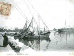 Sousse-Barques-de-Peche