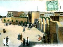 Sousse-Place-Bab-el-Bhar