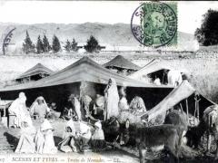 Tentes de Nomades