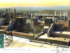 Timgad Latrines Publiques