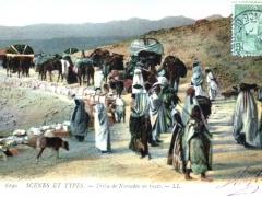 Tribu de Nomades en route