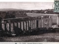 Tunis Aqueduc Romain du Bardo