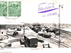Montevideo Ferro Carril