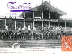 Montevideo Hipodromo de Maronas