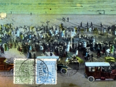 Montevideo Rambla y Playa Pocitos