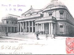 Montevideo Teatro Solis