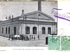 San Jose Usina de la Luz Electrica