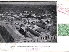 Vista de la Ciudad de San Jose Lado Sud Oeste