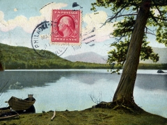 Adirondack Mountains Ampersand Pond
