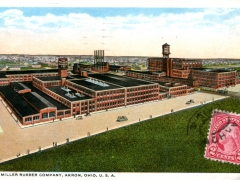 Akron-the-Miller-Rubber-Company