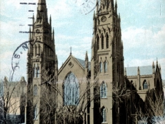 Albany Catholic Cathedral of the Immaculate Conception