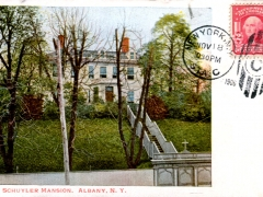 Albany-NY-Schuyler-Mansion