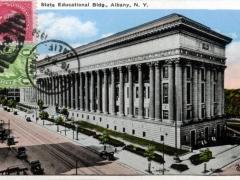 Albany State Educational Bldg