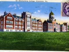 Allentown Muhlenberg College