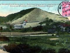 Ancon Quarry General View