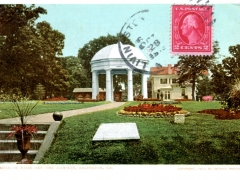 Arlington Temple of Fame and the Mansion