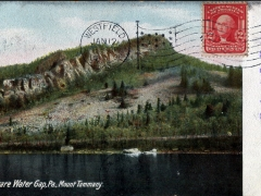 Delaware Water Gap Mount Tammany