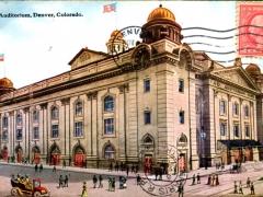 Denver Auditorium