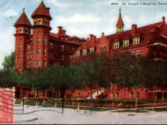 Denver St Joseph's Hospital