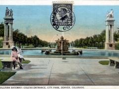 Denver Sullivan Gateway Colfax Entrance City Park