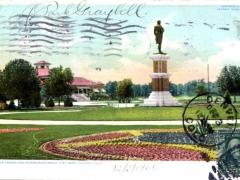 Denver the Casino and Burns Monument City Park