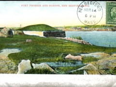 New Bedford Fort Phoenix and Harbor