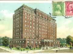 New Bedford the New Bedford Hotel