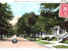 New Bern Middle Street Residence Section