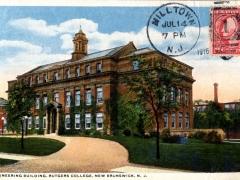 New Brunswick Engineering Building Rutgers College
