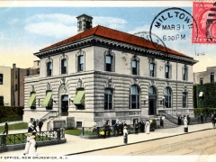 New Brunswick Post Office