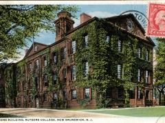 New Brunswick Queens Building Rutgers College