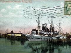 Oakland Harbor Coal Bunkers